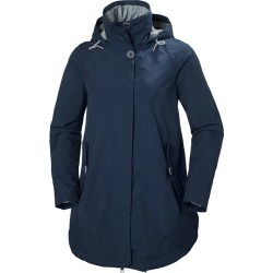 Women's Elements Summer Coat, Navy, Size XS | Helly Hansen found on MODAPINS from Sporting Life for USD $216.16