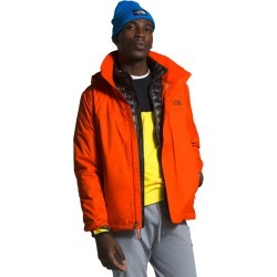 Men's Resolve 2 Jacket, Persian Orange, Size Small | The North Face found on Bargain Bro from Sporting Life for USD $72.88