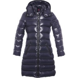 Junior's Girl's Moka Coat, Navy, Size 10 | Moncler found on Bargain Bro India from Sporting Life for $561.90