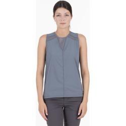 Women's Steek Tank Top, Steel Blue, Size Medium | Indyeva found on Bargain Bro from Sporting Life for USD $42.51