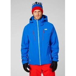 Men's Alpha 3.0 Jacket, Blue, Size Medium | Helly Hansen found on MODAPINS from Sporting Life for USD $455.89