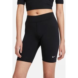 Women's Sportswear Essential Bike Shorts, Black, Size Medium   Nike found on Bargain Bro Philippines from Sporting Life for $33.36