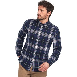 Men's Highland Check 34 Tailored Shirt, Navy, Size 2XL   Barbour found on Bargain Bro Philippines from Sporting Life for $135.01
