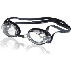 Vanquisher Optical Goggle, White, Size 5 | Speedo found on Bargain Bro India from Sporting Life for $19.63