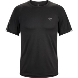 Men's Cormac Crew T-Shirt, Black, Size Large | Arc'teryx found on Bargain Bro from Sporting Life for USD $48.59