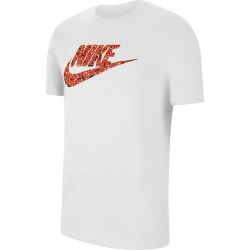 Men's Sportswear Logo T-Shirt, White, Size XL | Nike found on Bargain Bro India from Sporting Life for $23.55
