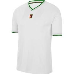 Men's Breathe Slam Top, White, Size Medium | Nike found on Bargain Bro India from Sporting Life for $82.43