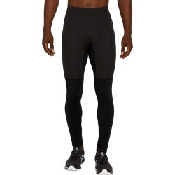 Men's Windblock Tights, Black, Size Large | Asics found on MODAPINS from Sporting Life for USD $109.91