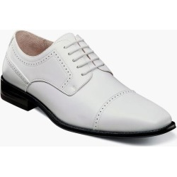 Waltham Stacy Adams Men's Waltham Cap Toe Leather Modern Dress Oxford found on Bargain Bro India from Stacy Adams for $70.00