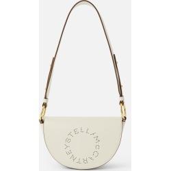 Stella McCartney - Mini Marlee Logo Bag, Woman, Pure White found on Bargain Bro UK from Stella McCartney UK