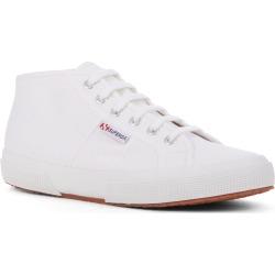 Superga 2754 Cotu Midtop - White - Size 9 (EU 43) found on Bargain Bro UK from superga.co.uk