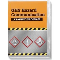 GHS Hazard Communication Training Program CD-ROM - 1 per Pack