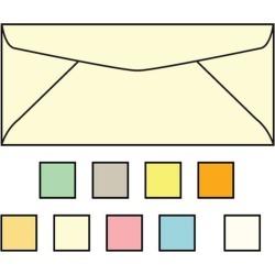 #10 Pastel Creme Envelopes, 4-1/8