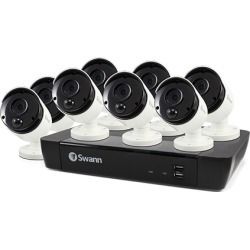 8 Camera 8 Channel 5MP Super HD NVR Security System found on Bargain Bro India from Swann Communications US for $689.99
