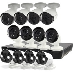 12 Camera 16 Channel 5MP Super HD NVR Security System found on Bargain Bro UK from Swann Communications UK