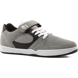 eS Accel Slim Plus Skate Shoes - grey/black/white 13