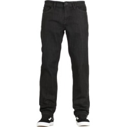 Volcom Solver Jeans - black rinser 28x30 found on Bargain Bro Philippines from tactics.com dynamic for $54.95