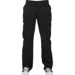 Dickies Regular Straight Cargo Pants - black 36x34 found on Bargain Bro Philippines from tactics.com dynamic for $39.95