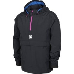 DC Shoes Paterson Anorak Jacket - black L found on MODAPINS from tactics.com dynamic for USD $119.95