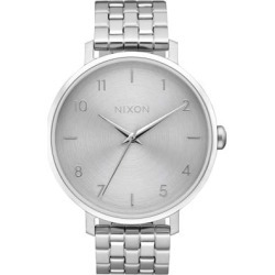 Nixon Arrow Watch - all silver found on Bargain Bro India from tactics.com dynamic for $174.95