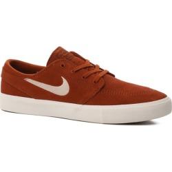 Nike SB Zoom Stefan Janoski RM Skate Shoes - dark russet/desert sand-summit white 13