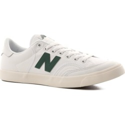 New Balance Pro Court 212 Skate Shoes - white/green 12