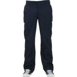 Dickies Regular Straight Cargo Pants - dark navy 34x32 found on Bargain Bro Philippines from tactics.com dynamic for $39.95
