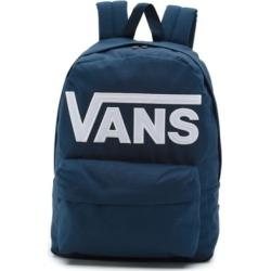 Vans Old Skool III Backpack - dress blues/white
