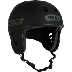 ProTec Full Cut Certified EPS Skate Helmet - matte black XS found on Bargain Bro Philippines from tactics.com dynamic for $53.95