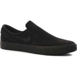 Nike SB Zoom Stefan Janoski RM Slip-On Shoes - black/black-black-black 5 found on Bargain Bro India from tactics.com dynamic for $74.95