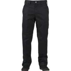 Dickies Industrial Slim Straight Work Pants - black 36x32 found on Bargain Bro Philippines from tactics.com dynamic for $39.95