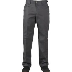 Dickies Industrial Slim Straight Work Pants - charcoal 36x32 found on Bargain Bro Philippines from tactics.com dynamic for $39.95