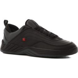 DC Shoes Williams Slim Skate Shoes - black/dark grey/athletic red 12