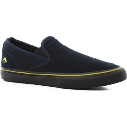Emerica Wino G6 Slip-On Shoes - navy/black 11 found on MODAPINS from tactics.com dynamic for USD $64.95