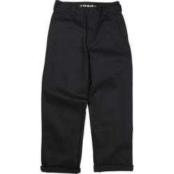 Dickies Women's Work Crop Roll Hem Pants - black 7 found on MODAPINS from tactics.com dynamic for USD $33.95