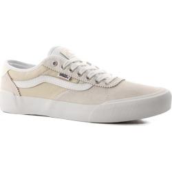 Vans Chima Pro 2 Skate Shoes - white/white 13