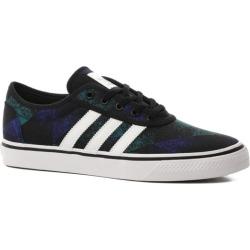 Adidas Adi Ease Skate Shoes - (jacquard) core black/footwear white/gum 13