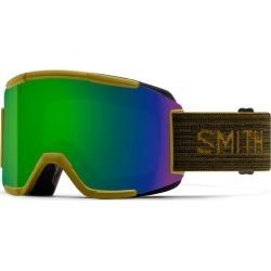 Smith Squad ChromaPop Goggles + Bonus Lens - mystic green/sun green mirror lens + standard yellow lens