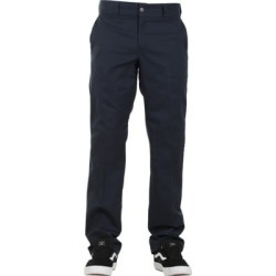 Dickies Industrial Slim Straight Work Pants - dark navy 28x30 found on Bargain Bro Philippines from tactics.com dynamic for $39.95