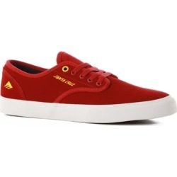 Emerica Wino Standard Skate Shoes - (santa cruz) red/white 11 found on MODAPINS from tactics.com dynamic for USD $59.95