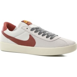 Nike SB Bruin React Skate Shoes - photon dust/canyon rust-photon dust-smoke 8.5 found on Bargain Bro Philippines from tactics.com dynamic for $99.95