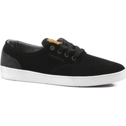 Emerica Romero Laced Skate Shoes - black/black/white 10.5 found on MODAPINS from tactics.com dynamic for USD $59.95