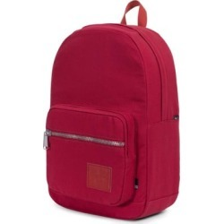 Herschel Supply Pop Quiz Backpack - cotton canvas brick red