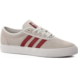 Adidas Adi Ease Skate Shoes - crystal white/collegiate burgundy/footwear white 11 found on Bargain Bro Philippines from tactics.com dynamic for $64.95