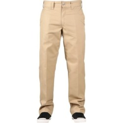 Dickies Industrial Slim Straight Work Pants - desert sand 29x32 found on Bargain Bro Philippines from tactics.com dynamic for $39.95