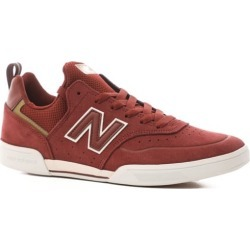 New Balance Numeric 288 Sport Skate Shoes - burgundy/white 11.5 found on Bargain Bro India from tactics.com dynamic for $84.95