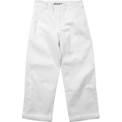 Dickies Women's Work Crop Roll Hem Pants - white 0 found on MODAPINS from tactics.com dynamic for USD $33.95
