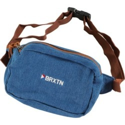 Brixton Stowell V Hip Bag - blue washed denim found on MODAPINS from tactics.com dynamic for USD $31.95