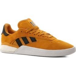 Adidas 3ST.004 Skate Shoes - (miles silvas) tactile yellow/core black/gold metallic 13