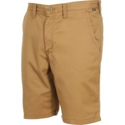 Vans Authentic Stretch Shorts - dirt 32 found on Bargain Bro Philippines from tactics.com dynamic for $43.95
